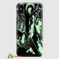 TV MOVIE SERIES TRUE DETECTIVE PAINTING DESI iPhone Case & All Case HP