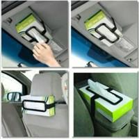 tissue paper box holder tempat tisu mobil