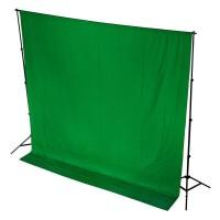 TERMURAH Background Hijau green screen