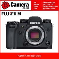 Harga fujifilm x h1 body only xf 50mm f2 kamera | Pembandingharga.com