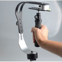Handheld Video Camera Stabilizer Aluminium for DSLR GoPro Xiaomi Yi