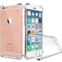 Silicon Case iPhone/Samsung/Xiaomi/Oppo/Vivo ANTICRACK CASE