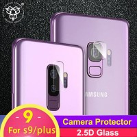 Samsung Galaxy S9 S9+ plus - Camera Lens Tempered Glass Clear