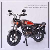 Pajangan Interior Miniatur Honda CB1 Logam
