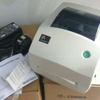 BARCODE LABEL Printer Zebra GC 420T GC-420T Baru Termurah