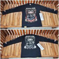 Kaos t-shirt honda tiger club indonesia kelbes htci 1 hati motor biker