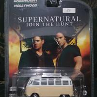 Greenlight supernatural join the hunt -  volkswagen samba bus