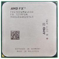Processor AMD FX 4100 socket AM3+ 3.6GHz quadcore (Tray)