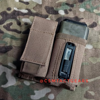 CSM battery pouch ms2000 khaki