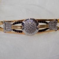 gelang tangan emas kuning putih rosegold perhiasan mas 375 original
