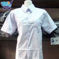 Baju Pendek Polos (Seragam Sekolah)