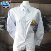 Baju Panjang Seragam SMP (Seragam Sekolah)