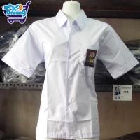 Baju Pendek Seragam SMA (Seragam Sekolah)