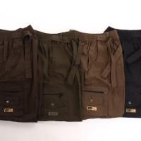[Paket 3 pcs] Celana pangsi polos / bahan adem / 4 warna