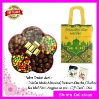 Paket Lebaran Idul Fitri Cokelat Delfi Coklat Delfi + Paperbag