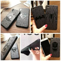 READY STOCK SOFTCASE DC AVENGERS BLACK SERIES SAMSUNG NOTE 8 J3 PRO J
