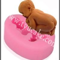 Baby 3D China Mould Satuan ZN072