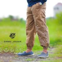 Celana Panjang Pria - Jogger Pants - Sirwal Jogger GOLD