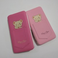 Dompet Wanita Tepak HPO / Dompet HP / Clutch / Lady Wallet Import TH04