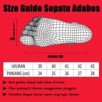 BOOTS#SEPATU# Sepatu Boot Pria Adabos Orion Safety Brown Ujung Besi