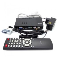 TV Tuner GADMEI TV3810E Compatible with LCD & CRT Monitor