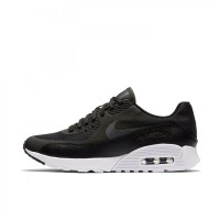 Sepatu Sneakers Nike Wmns Air Max 90 Ultra 2.0 Black White Original 88