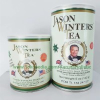 limited Jason Winters Tea Herbal 70gram with Chaparral