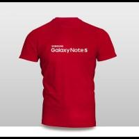 (Harga Oke) Kaos Baju Pakaian Gadget Handphone Samsung Galaxy Note 5