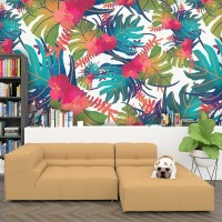 Wallpaper Custom Tropical 03