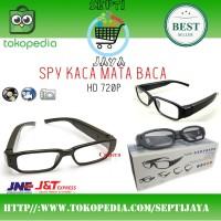 Kamera Kecil Spy kaca mata baca HD 720p Spycam Kacamata Camera Hidden