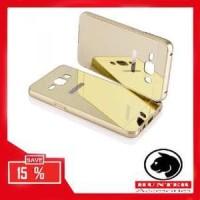 TERMURAH - Aluminium Bumper Mirror Samsung Galaxy A3 20 Limited