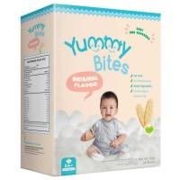 Yummy Bites Rice Crackers - 50 Gr