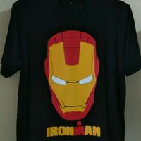 Kaos Iron Man Super Hero