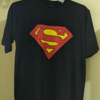 Kaos Superman Super Hero
