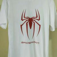 Kaos Spiderman Super Hero