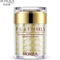 Bioaqua Krim Wajah Pure Pearl Anti Aging 60g Bergaransi
