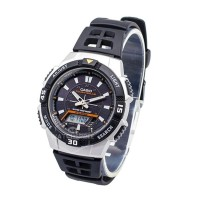 Jam Tangan Casio Original Tough Solar Pria AQ-S800W-1E (HOT)