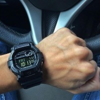 Jam Tangan Casio G-Shock Original Pria GD-350-1B (SALE)