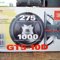 Subwoofer JBL GT5-10D GT Series 10 inch onderdil murah
