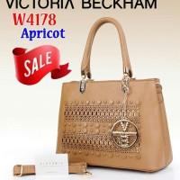 tas hand Bag wanita Victoria Beckham Quincy W4178