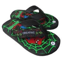 Sandal Jepit Anak Karakter Spiderman DS-3107