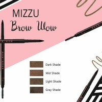 Mizzu Brow Wow Eyebrow Pencil