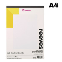 REEVES Drawing & Sketching Pad A4 / Reeves Sketch Pad A4