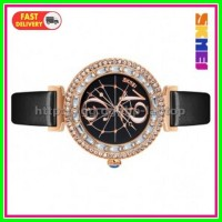 SKMEI Jam Tangan Fashion Wanita 9158 Black