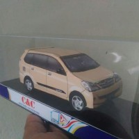 Pajangan Interior Miniatur Toyota Avanza