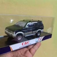 Pajangan Interior Miniatur Toyota Kijang Krista