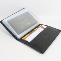 New! Dompet Kartu Card Holder Kulit Asli Import Branded | Braun Buffel