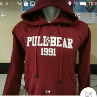 sweater/hoodie PULL AND BEAR