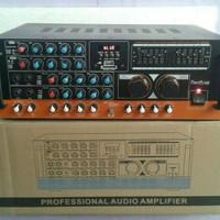 power mixer amplifier Karaoke 4 channels FC a6000 Bluetooth/equalizer
