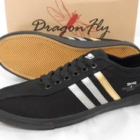 sepatu olahraga badminton dragon fly / capung original